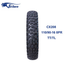 High quality Motorcycle Off Road Tire 110/90-16 CX208