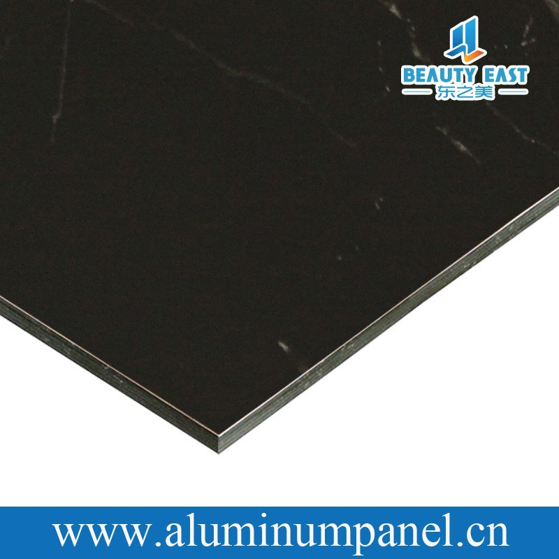 Stone pattern Waterproof acp PVDF coating Aluminum panel ACP for exterior application