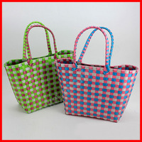 Fashion shopping pp woven bag