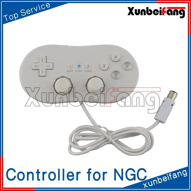 Classic Wired Game Controllers for Nintendo Wii Remote(GC port)