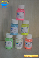 Yunzhu phosphorescence pigment photoluminescent ink