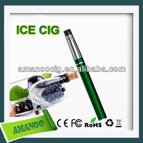 Ice Cig e cigarettes design by weecke independent distributor opportunities