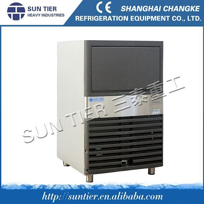 With insulation properties of Cube Ice Machine/Low failure rate and long service life Ice Cream Machine