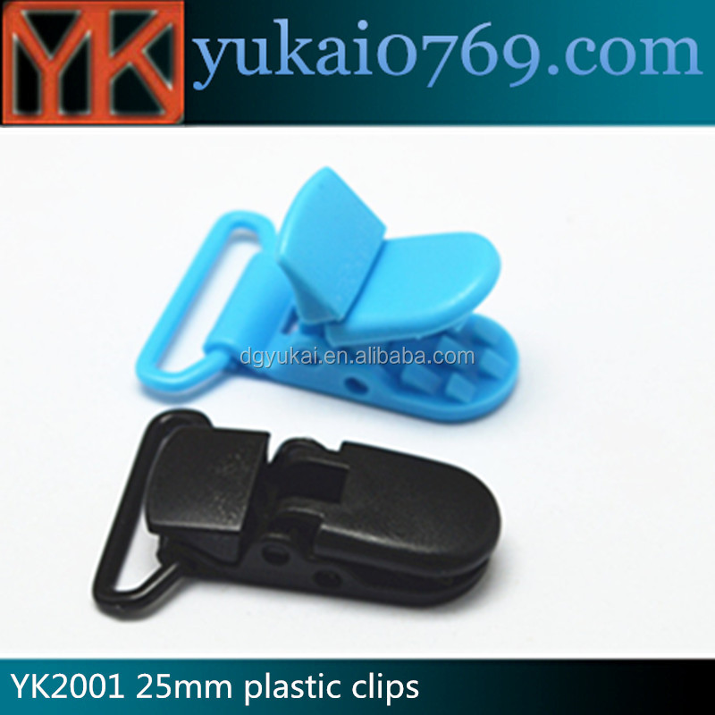 Yukai plastic sock clip for laundry,plastic garment clips,plastic sock clips