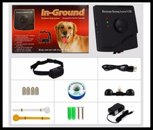 large dog fence 2017 top selling item in USA wireless electric fencing system set 2017 new arrival