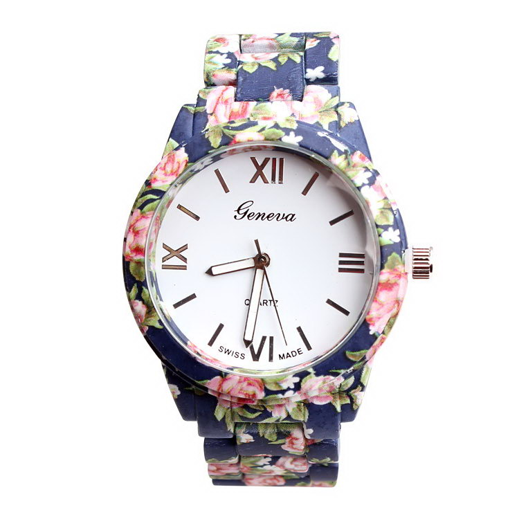 Designer special fashion zinc alloy watch