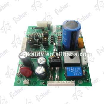 68221001 Gerber spare parts Gerber Power board