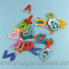 Jammymag fancy magnetic letters alphabet for kids