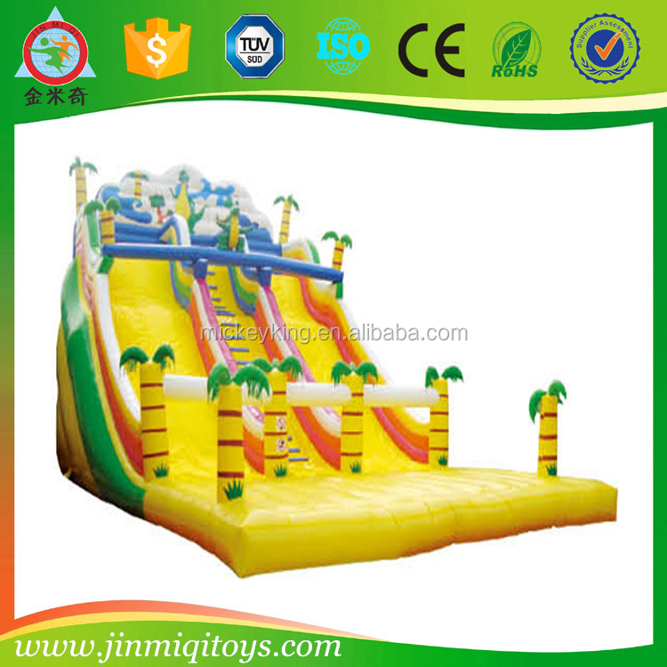 JMQ-P129C inflatable playground equipment,Amazing giant inflatable amusement park