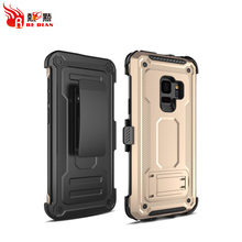 2 in 1 detachable tpu pc phone case for samsung s9 ,2 in 1 phone case s9 plus
