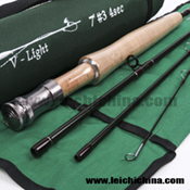 Brass reel seat 30T SK carbon fly fishing rod