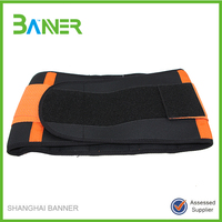 4mm Neoprene multi-sizes lumbar support belt heat