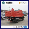best price tipper dump light truck for sale in africa