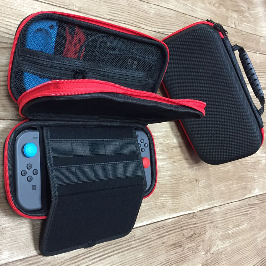 China factory wholesale hard shell protective nintendo's switch carry case