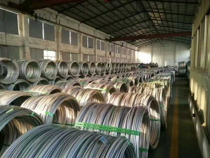 434 1Cr17Mo Stainless steel wire rod