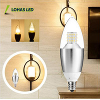 E14 led flicker flame candle light bulbs 3W 4W 5W 6W 7W 10W E12 E14 110V 220V SMD3014 CE,RoHS,LVD,EMC Certification Led Candle