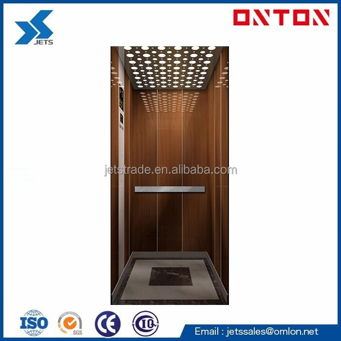 Omlon Mrl Small Elevator Manufacturer Steel Belt Lift
