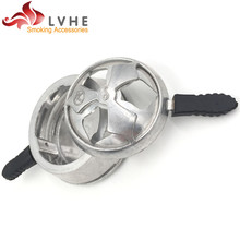 006HA Metal Shisha Charcoal Bowl Head Holder Heat Keeper for Hookah Bowl