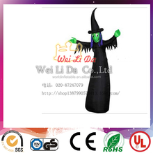 Halloween decoration inflatable animated pirate ghost