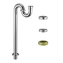 Brass waste drains pipe, drain-pipe, wash basin fittings BT7001