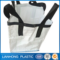 Facoty Price 1 Ton PP Big Bulk Jumbo Bags For Sand Cement