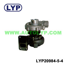 Turbocharger for engine parts for KOMATSU 4D95