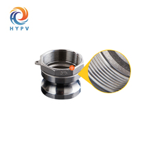 High Quality Stainless Steel Pipe Water Quick Coupling