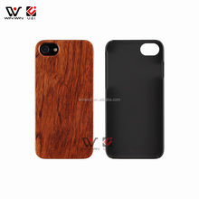 newest wood phone case with tpu bumper for IPhone 6, nature blank wood phone case universal phone case for IPhone7, for IPhone8