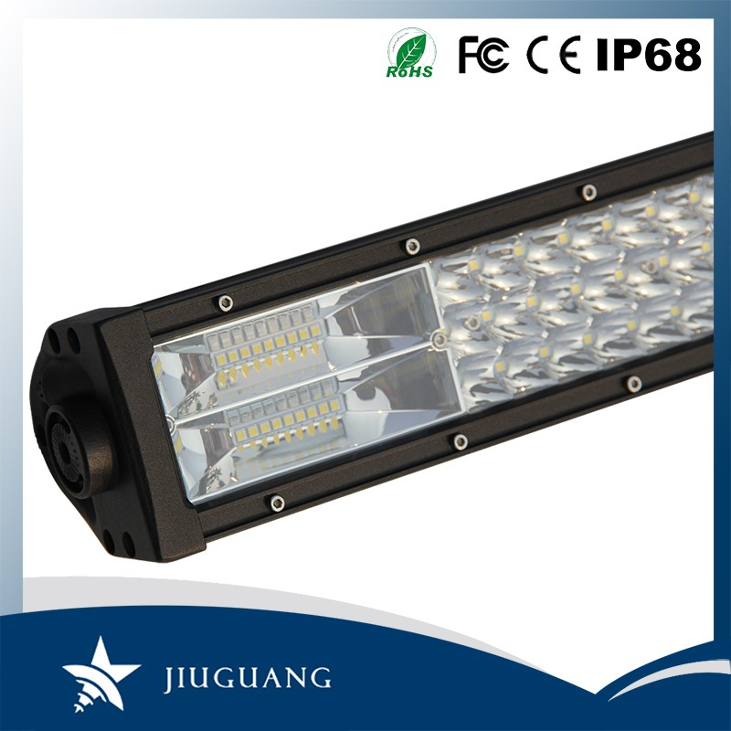 option colour IP68 52 inch offroad led light bar