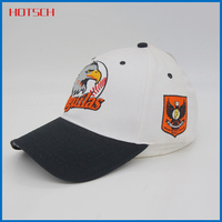 2016 Custom worn-out 3d embroidered baseball cap without logo