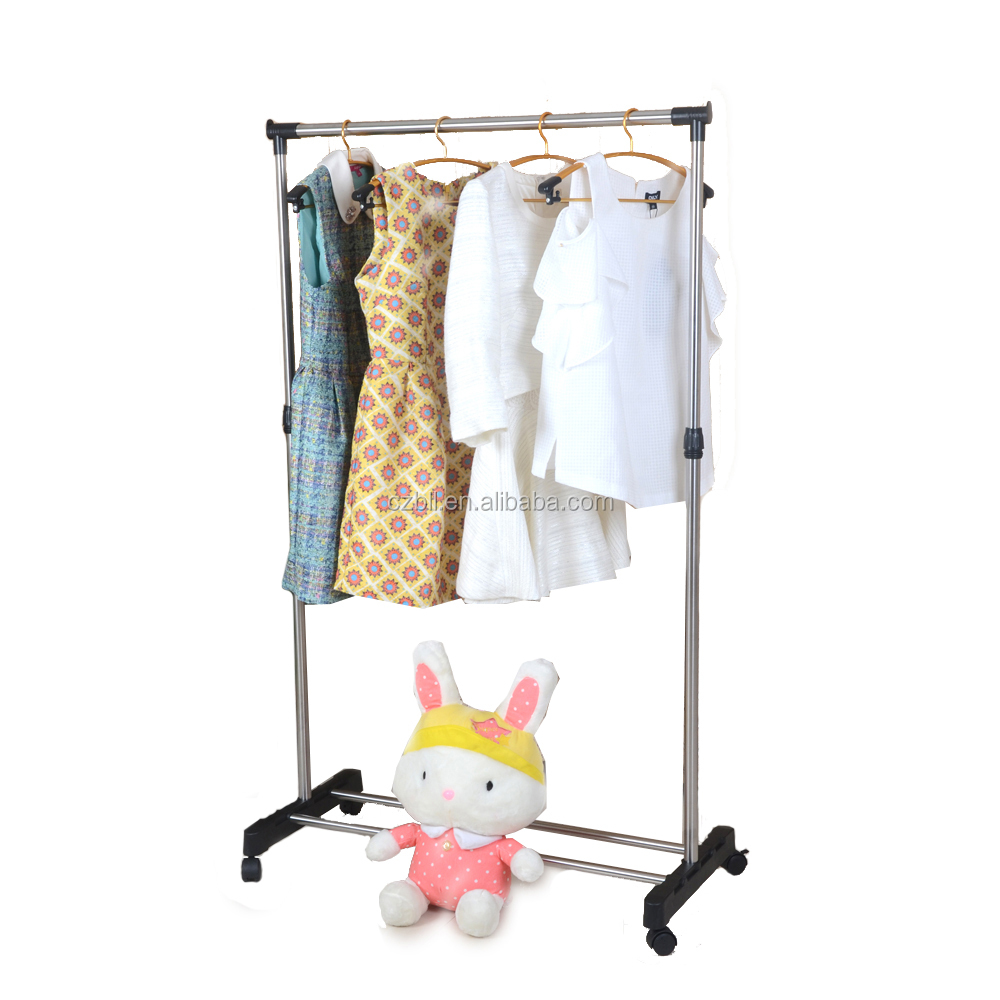 China manufacturer bedroom clothes hanger pole manufactured in China