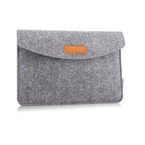 Universal cheap high quality sleeve bag protective felt case cover for ipad9.7 bag felt envelop laptop sleeve case for notebook