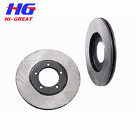 43512-36070 front auto parts brake disc part for toyota DYNA 200 Platform/Chassis