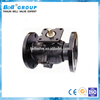 DN150 SS304 Floating Ball Valve 150lb for Oil and Gas
