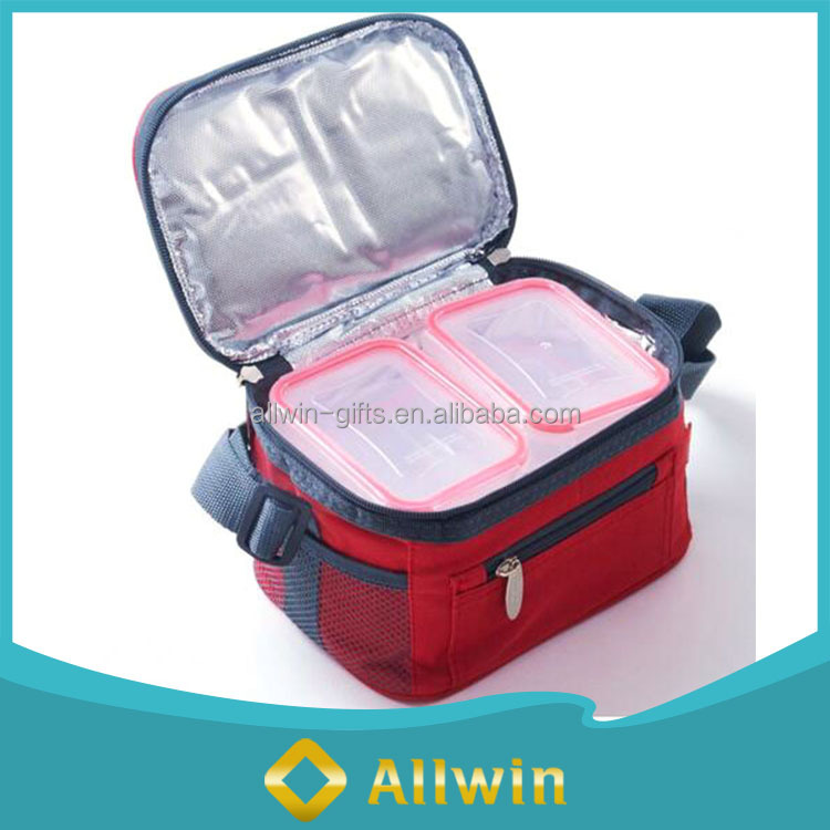 Polyester Thermal Cooler Outdoor 2016 Food Container Bag