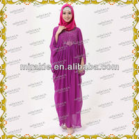 MF17395 attractive omani fashion abayas.
