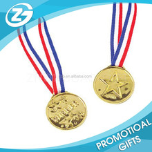 Souvenir Sports Cheap Plastic Award Medal