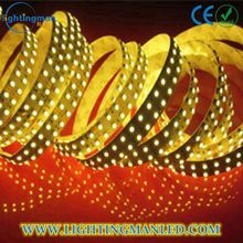 led strip/rope factory green casing pipe waterproof flexible led strip