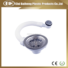 Top factory Flexible drain pipe for bathtub
