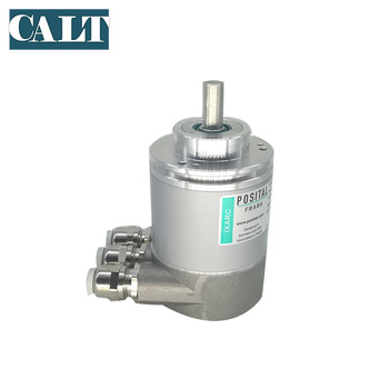 CALT Solid shaft 4096 resolution absolute rotary encoder 12bits Profibus