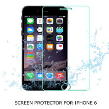 Screen Protector For iPhone 7 6 6S 5 5S SE Tempered Glass Full Cover 3D Curved Edge Titanium Protective Film Full Coverage