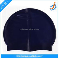Factory price hot sell Various styles eco-friendly custom silicone swimming cap