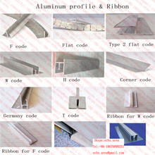 Alibaba trust pass stretch ceiling fixation profile frame cheap building materials Chinese supplier
