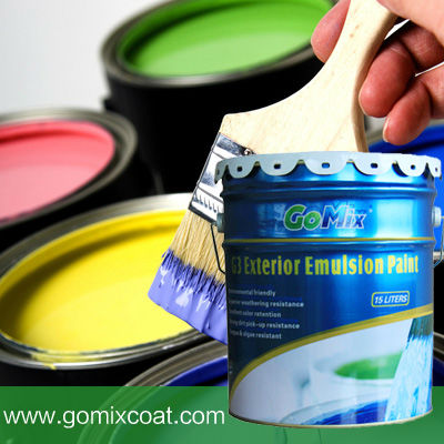 sell high quality exterior wall paint