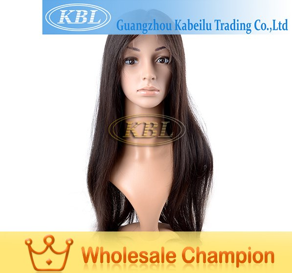 2016 KBL brazilian human hair full lace wigs with baby hair,supply 180% afro kinky human hair wig