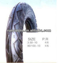 best motorcycle tubeless tyre 3.50-10