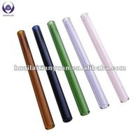 Colored Borosilicate Glass Straw