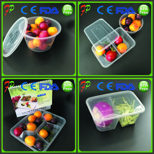 Take Out Food Plastic Cover Packing
