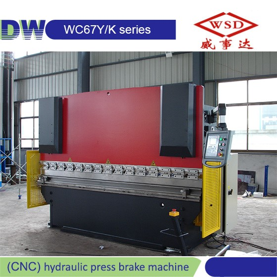 Economic best-selling WC67Y-200/3200 cnc press brake to win warm praise from customers