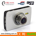 2.7 inch LCD Touch Screen Car Video Camera Support WDR/Night vision/G-sensor/3 Mega CMOS Sensor